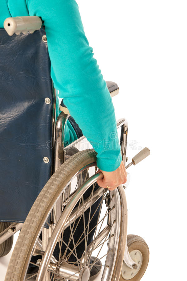 Person in wheelchair stock photos