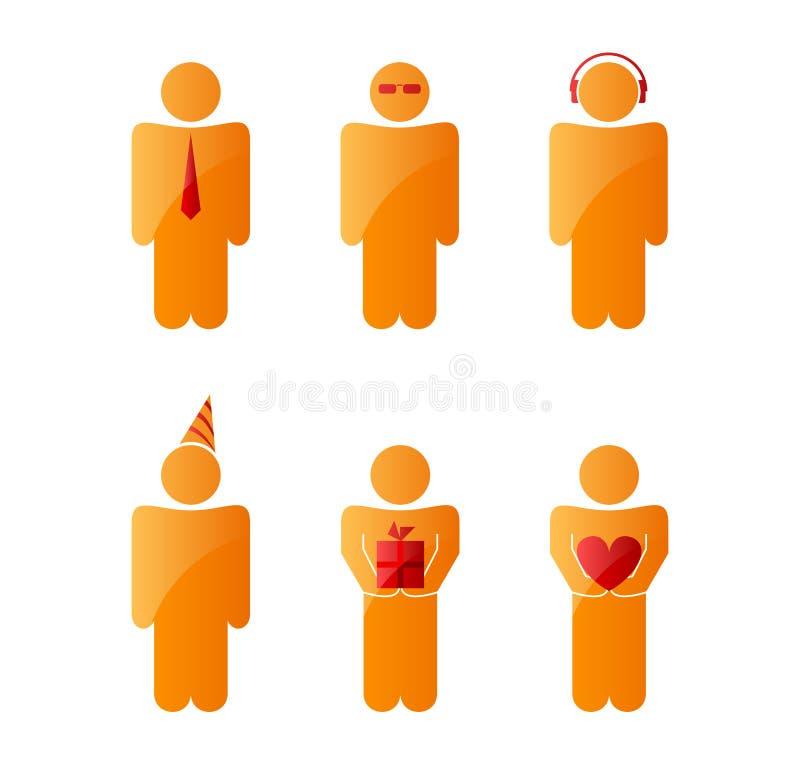 Download Persona illustrazione vettoriale. Illustrazione di regalo - 7314920
