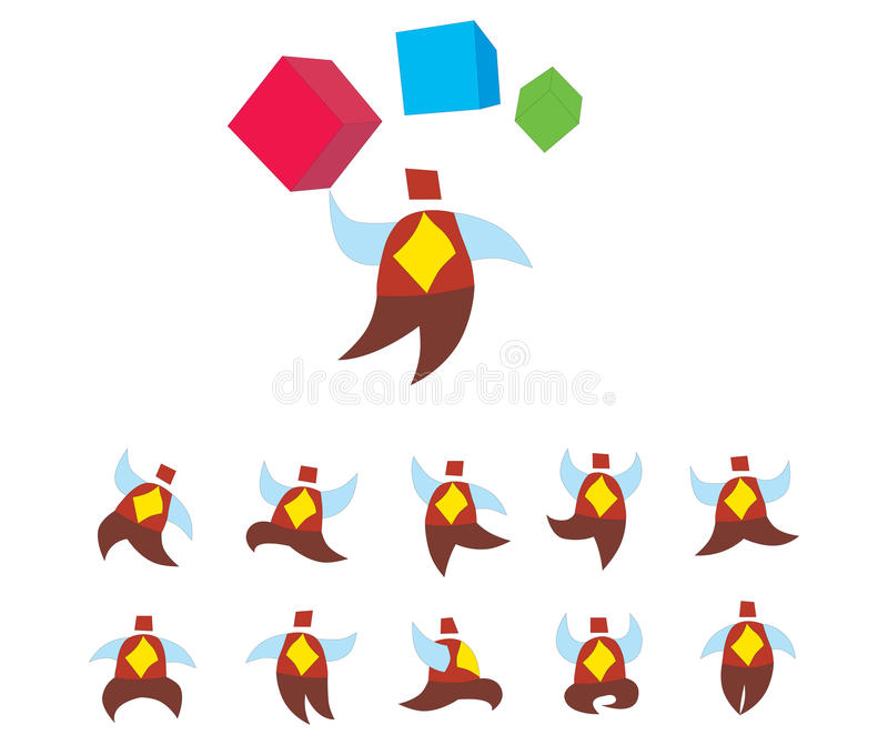 Download Personage Mann stock illustration. Image of business - 16756820