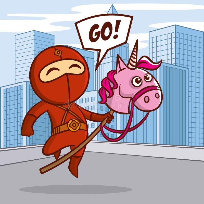 Personaggio dei cartoni animati del supereroe royalty illustrazione gratis