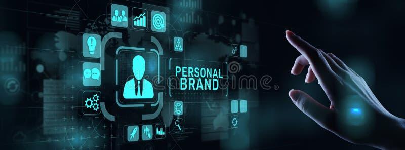Personal branding brand development business education concept. Personal branding brand development business education concept stock photos