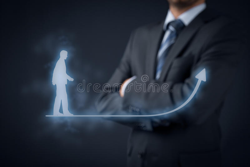 Personal development stock photos
