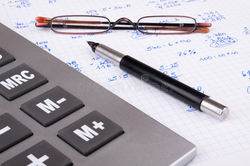 Personal Finance royalty free stock image