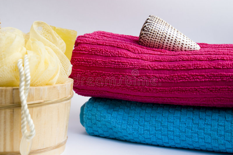 Personal Hygiene Items Royalty Free Stock Photos