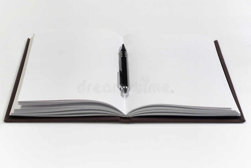 Personal organiser series stock photography