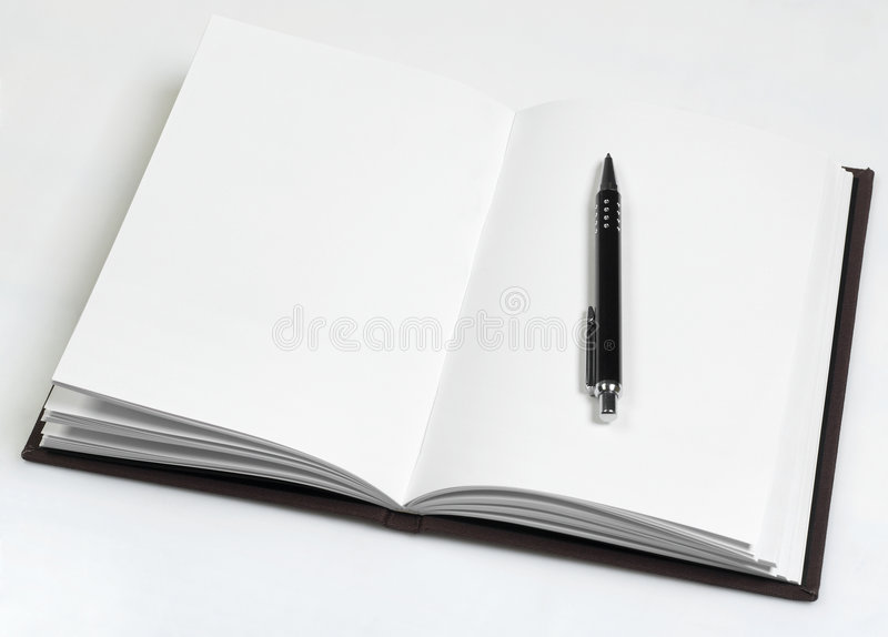 Download Personal organiser series stock photo. Image of checklist - 4760636