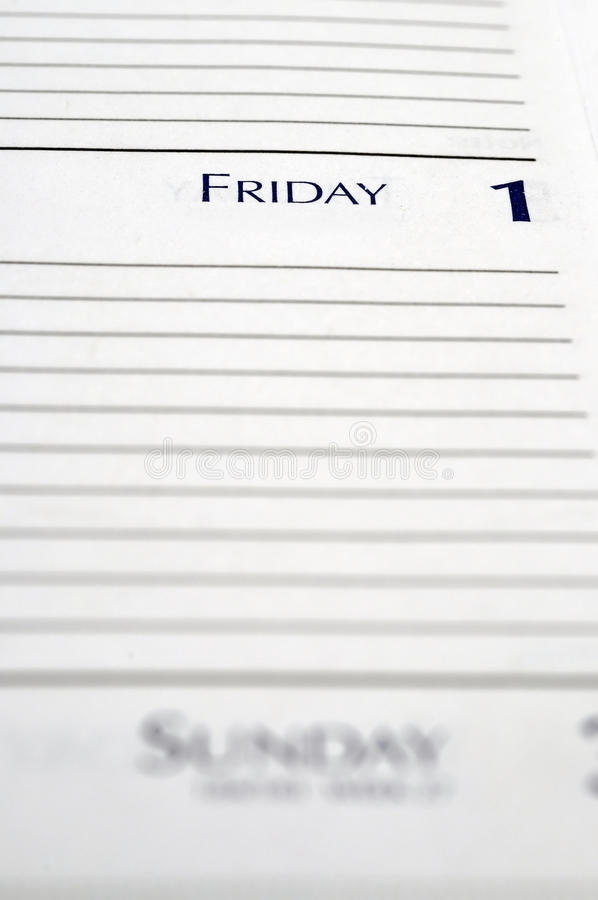 Download Personal Planner stock photo. Image of list, business - 18155472