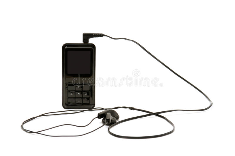 Download Personal stereo stock image. Image of equipment, headphone - 16500599