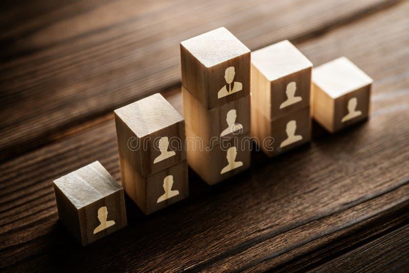 Personal Stunden-Management Einstellungs-Besch?ftigungs-Konzept lizenzfreies stockbild