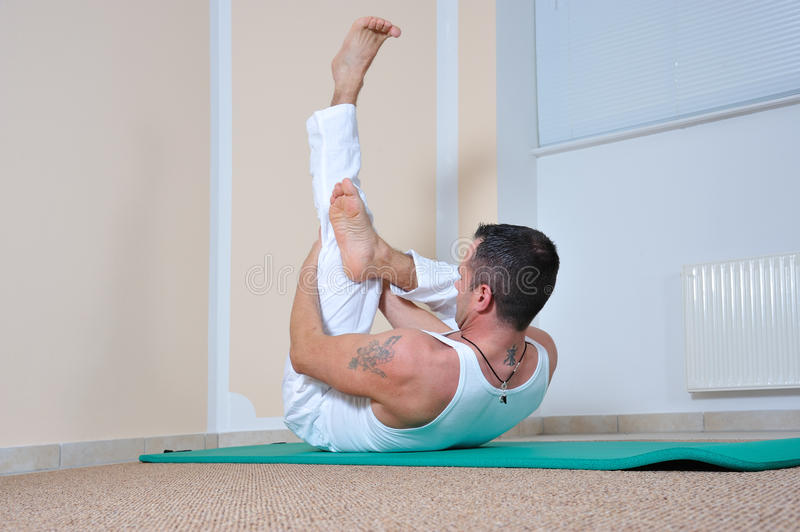Download Personal trainer stock photo. Image of lose, arch, slim - 24879780