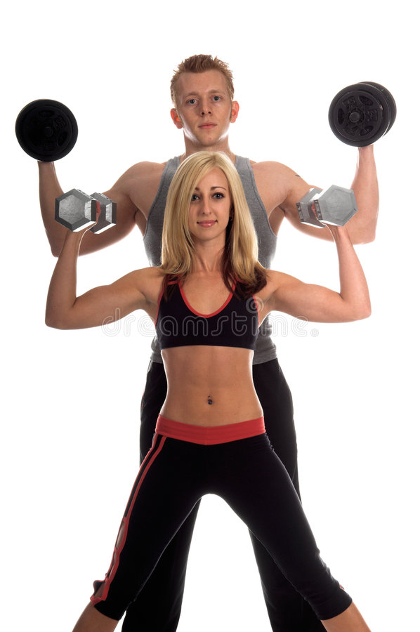 Free Personal Trainers Stock Image - 1778371