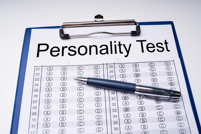 Personality the test office The Office