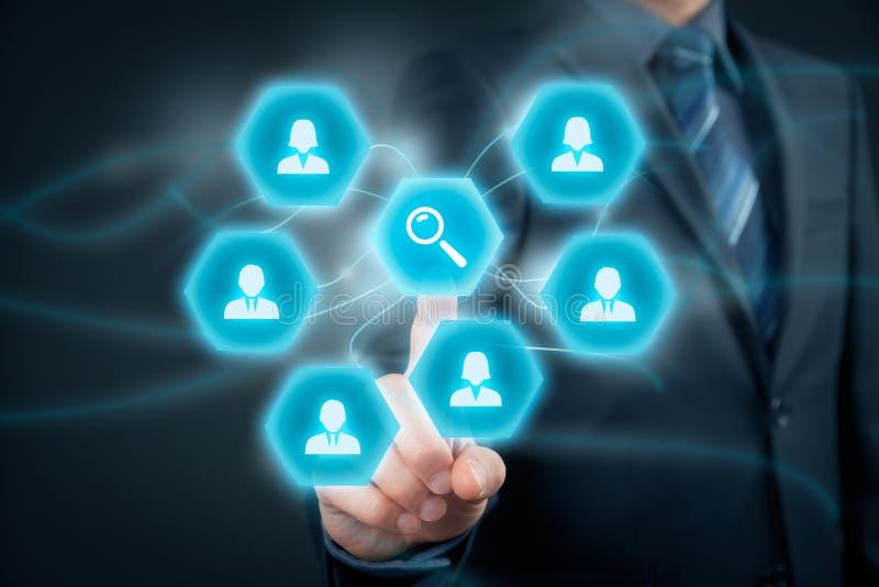 Personalwesen-Management stockfotos