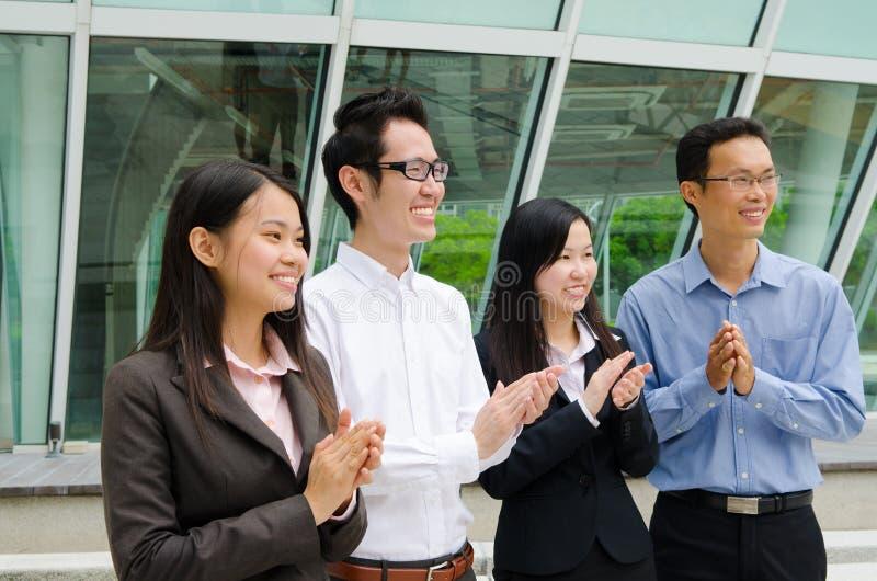 Personas asiáticas del asunto imagen de archivo