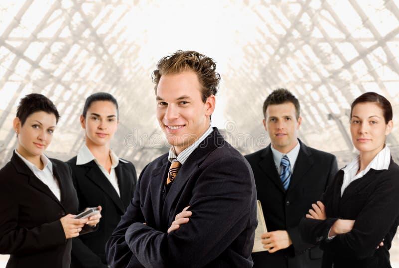Personas de hombres de negocios imagenes de archivo