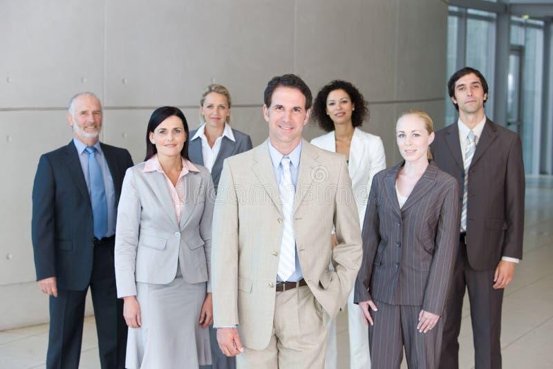 Personas de hombres de negocios foto de archivo