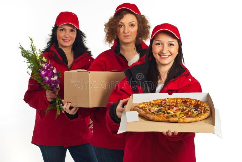 Personas de las mujeres de la salida fotos de archivo libres de regalías