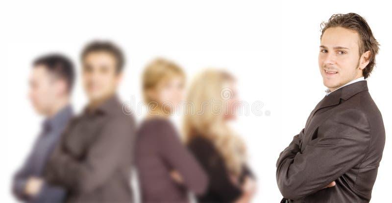 Personas del asunto foto de archivo
