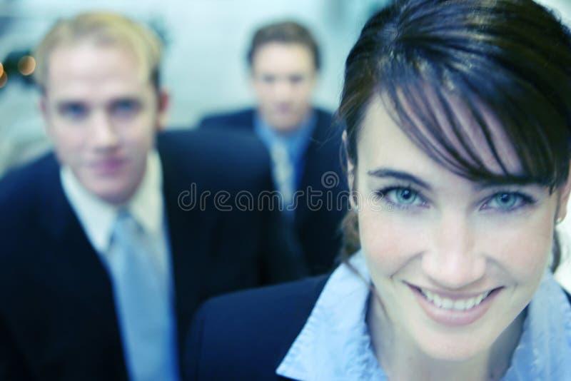 Personas del asunto imagen de archivo