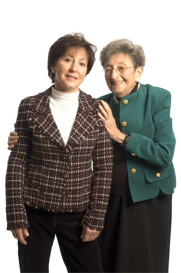 Personas del ejecutivo 'senior' imágenes de archivo libres de regalías