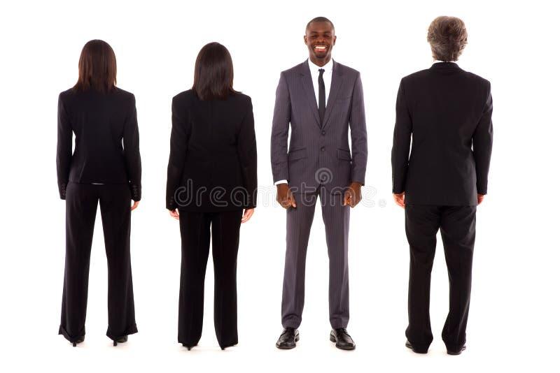 Personas Multi-ethnic imagen de archivo libre de regalías