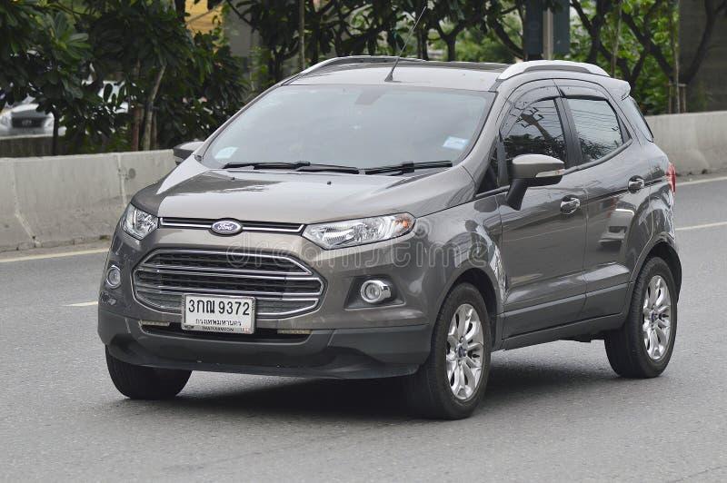 Personbil Ford Ecosport arkivfoton