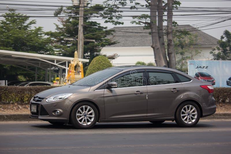 Personbil Ford Focus arkivbild