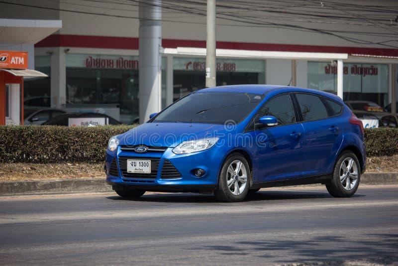 Personbil Ford Focus arkivfoton