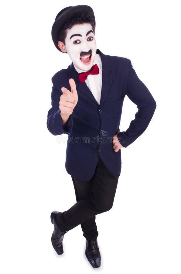 Download Personifikacja Charlie Chaplin Zdjęcie Stock - Obraz: 36369340