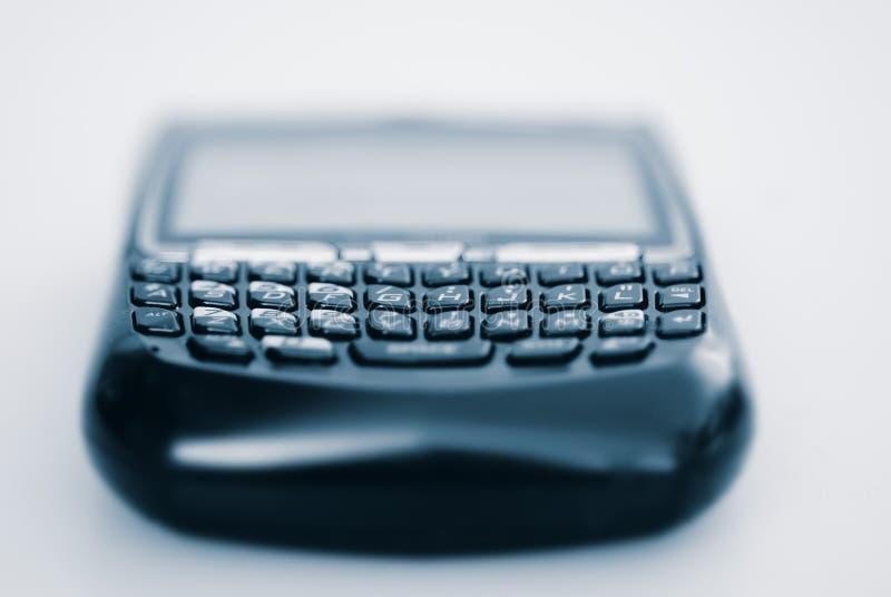 personlig e-post för kommunikationsapparat royaltyfri foto