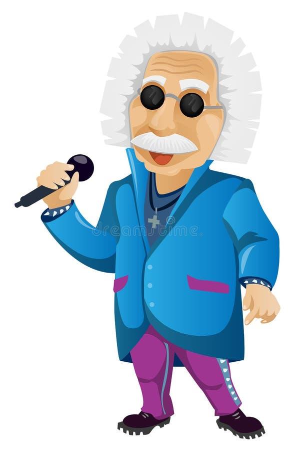 Einstein illustration libre de droits
