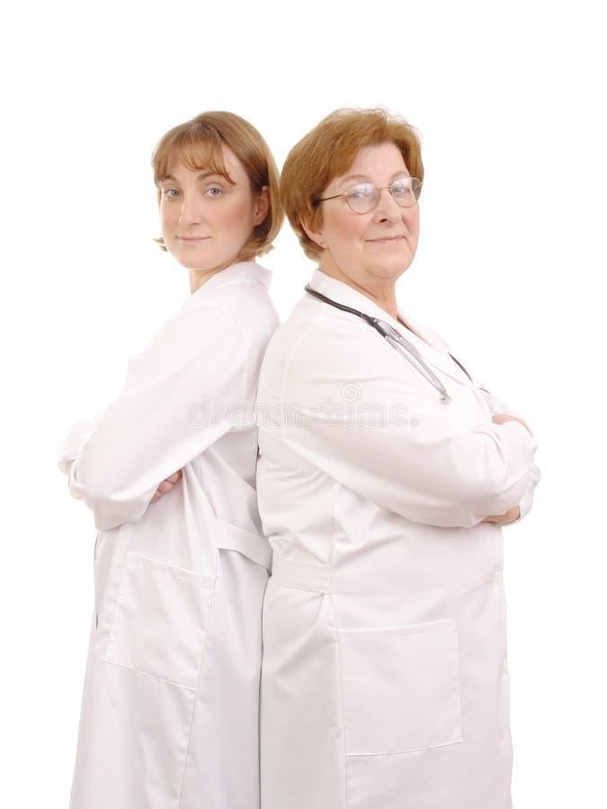 Personnel médical photographie stock libre de droits