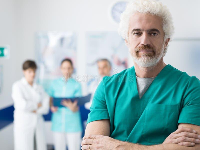 Personnel médical professionnel photo libre de droits