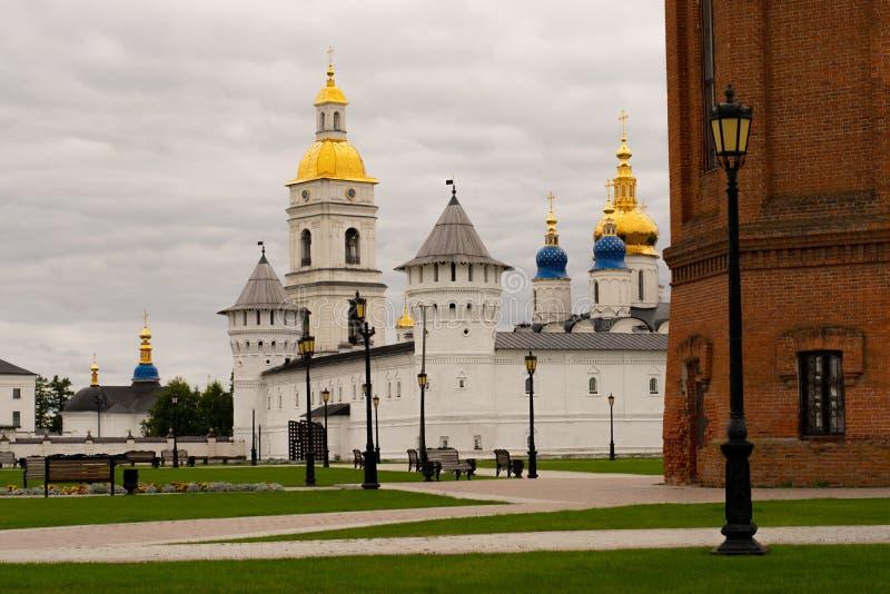 Personnes carrées de Kremlin de la foi photo stock