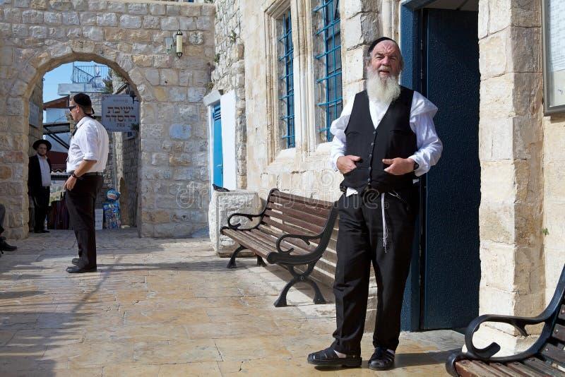 Personnes juives photos libres de droits