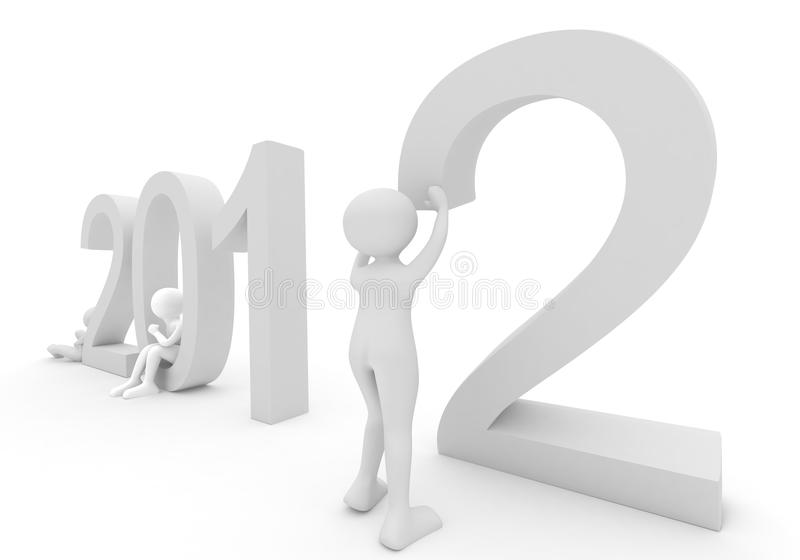 Download Persons Creating Dates 2012 Stock Illustration - Illustration of graphics, persons: 19224609
