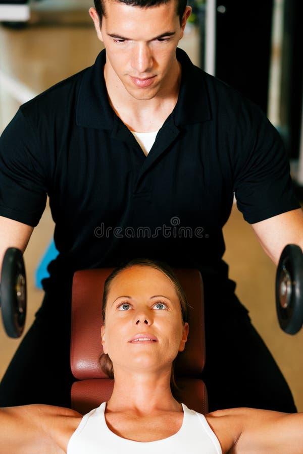 Persoonlijke Trainer in gymnastiek