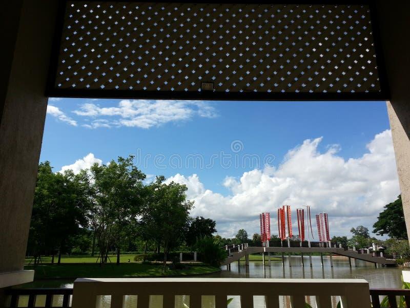 perspectief stock afbeelding