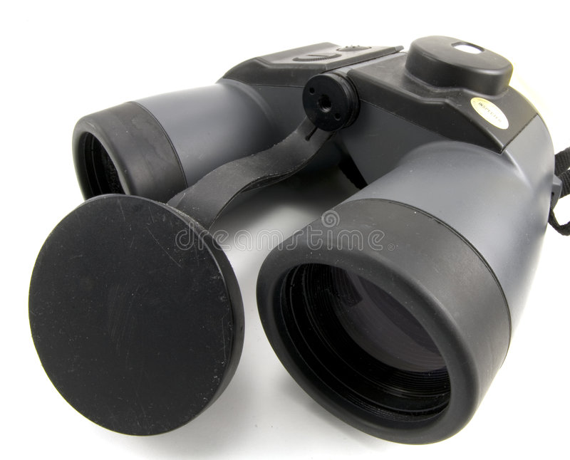 Perspectiva binocular fotografía de archivo libre de regalías