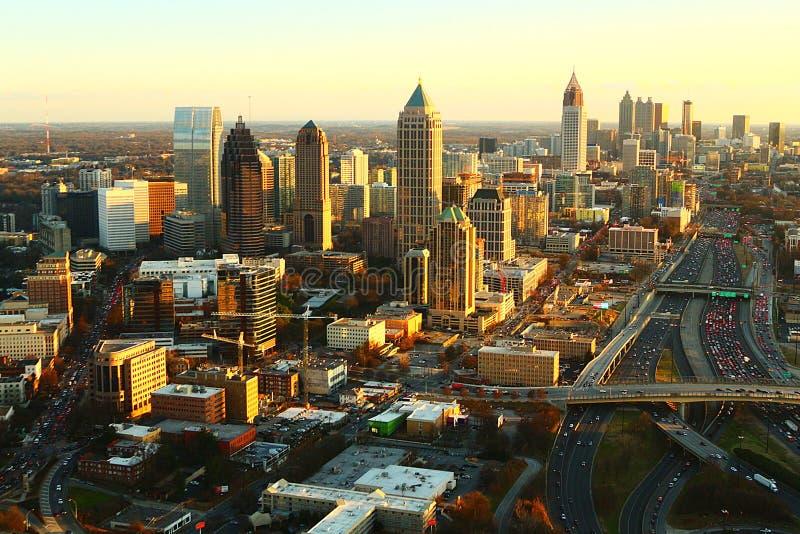 Perspectiva de Atlanta