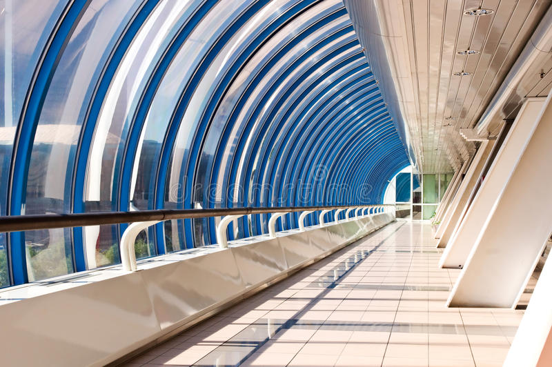 Perspectiva del pasillo imagen de archivo libre de regalías