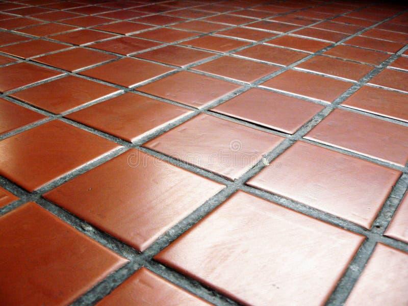 Perspectiva do fundo do mosaico imagens de stock