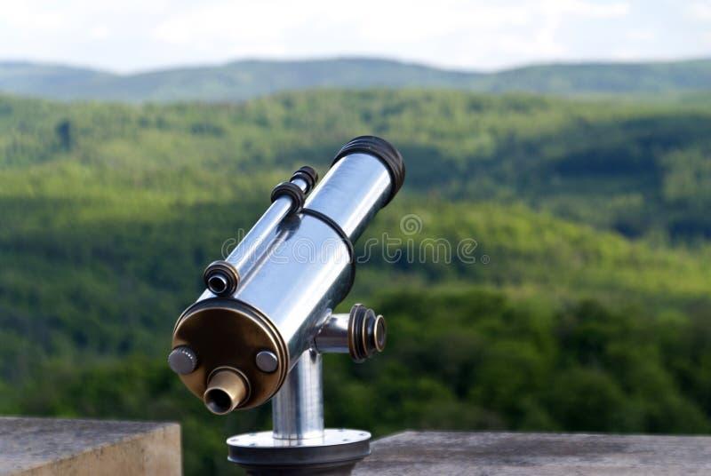 Perspectiva sobre las montañas fotografía de archivo libre de regalías