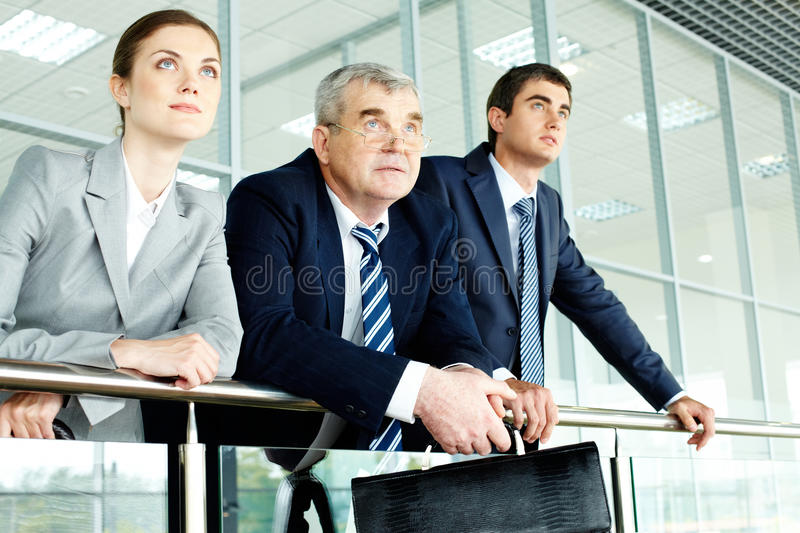 Download In perspective stock photo. Image of colleagues, group - 26278928