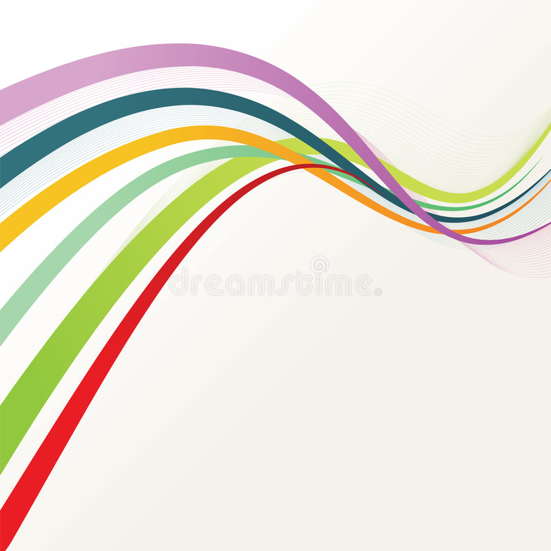 Download Perspective Abstract Composition Stock Vector - Image: 8267139
