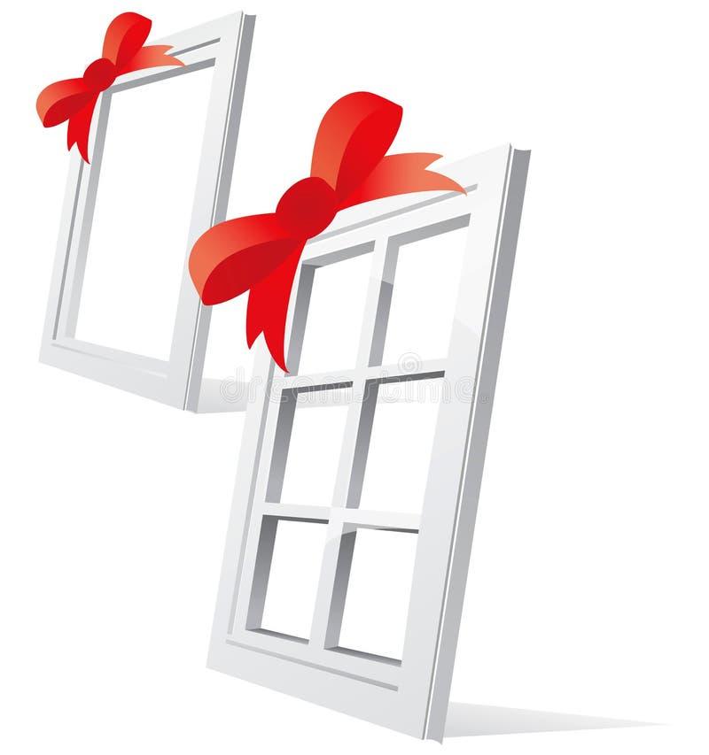 Download Perspective Plastic Window Illustration Stock Vector - Illustration: 14335432