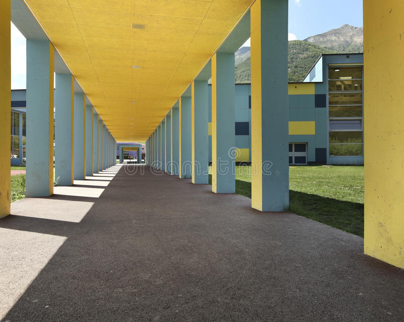 Download Perspective Porch Stock Photography - Image: 19549762