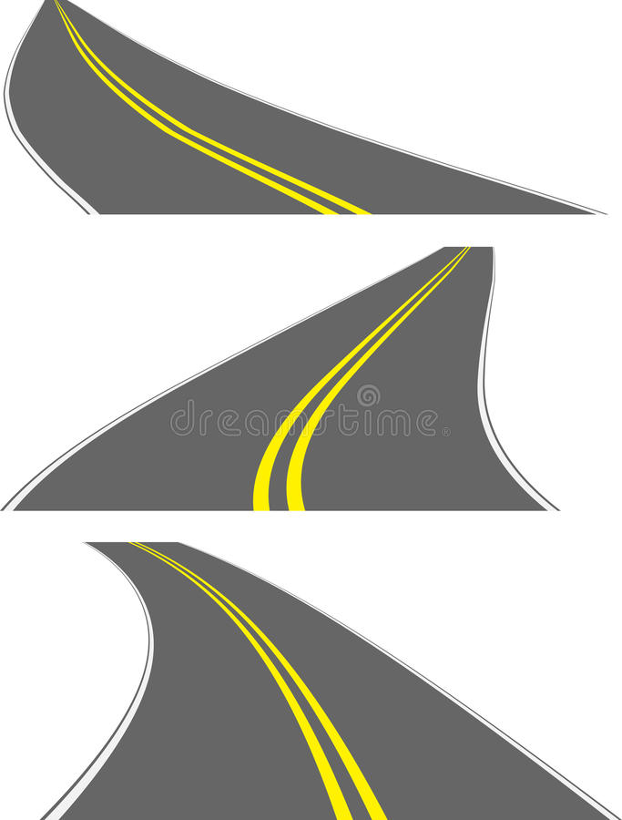 Perspective roads