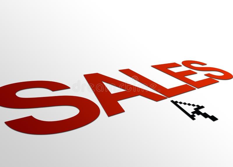 Perspective Sales Stock Photo
