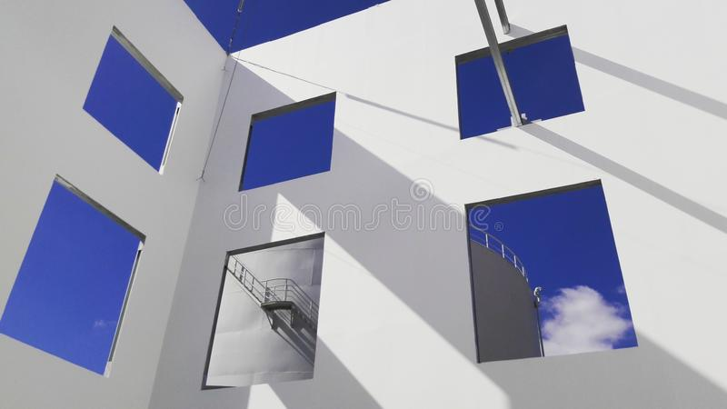 Perspectives royalty free stock images